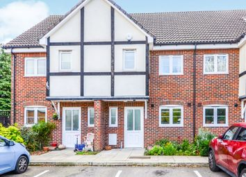 Thumbnail 4 bed terraced house for sale in Foxhollows, Aubrey Avenue, London Colney, St. Albans