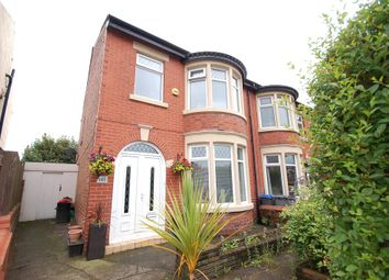 Thumbnail 3 bed end terrace house for sale in Westmorland Avenue, Blackpool