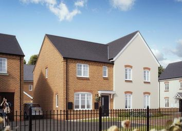 Thumbnail 3 bed semi-detached house for sale in Forester's Gate, Midland Road, Swadlincote