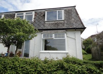 Thumbnail 2 bed flat to rent in Lamorne Close, Perranporth, Cornwall