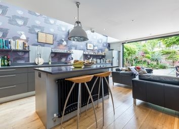 5 bed terraced house for sale in Batoum Gardens, London W6