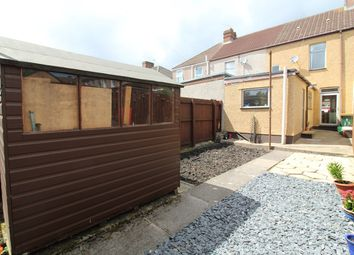 Thumbnail 3 bedroom terraced house for sale in Collingwood Road, Newport