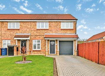Thumbnail 3 bed semi-detached house for sale in Penyghent Way, Washington