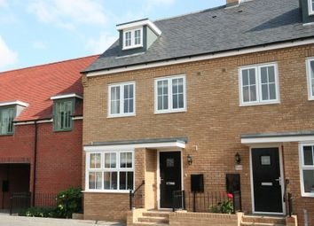 Thumbnail 4 bed town house to rent in Constance Street, Buckingham