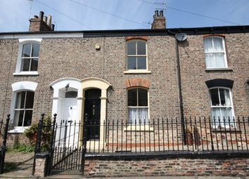 Thumbnail 2 bed terraced house to rent in Victor Street, York