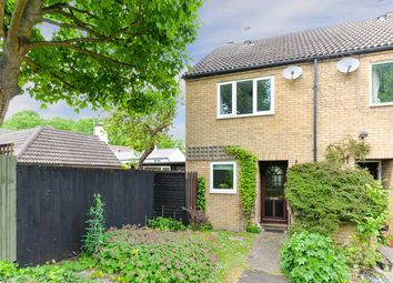 Thumbnail 2 bed end terrace house for sale in Jacksons Way, Fowlmere, Royston