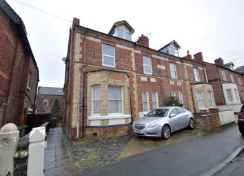 Thumbnail 3 bed flat for sale in Westmoreland Road, Wallasey