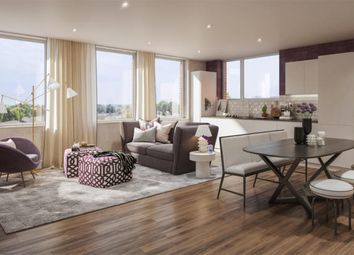 Thumbnail 1 bed flat for sale in The Old Town Hall, High Street, Acton, London