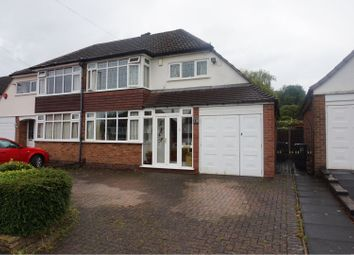 Thumbnail 3 bed semi-detached house to rent in Shenley Avenue, Dudley
