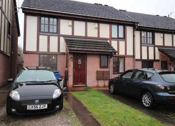 Thumbnail 2 bedroom semi-detached house to rent in Copplestone Grove, Stoke On Trent