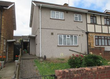 Thumbnail 3 bed semi-detached house for sale in Tudor Crescent, Barkingside