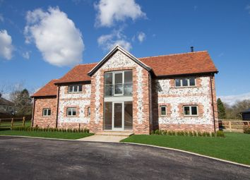 Thumbnail 4 bedroom detached house for sale in Burrs Lane, Barkway, Royston