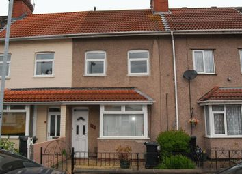 Thumbnail 3 bed terraced house to rent in Cook Street, Avonmouth, Bristol