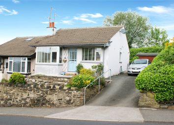 Thumbnail 2 bed semi-detached bungalow for sale in Park Lane, Keighley, West Yorkshire