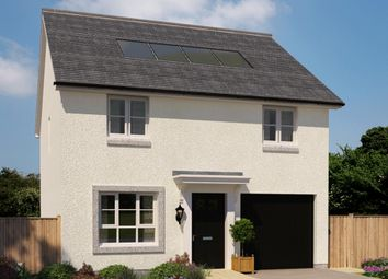"Thumbnail 4 bed detached house for sale in ""Glenbuchat"" at Ivanhoe Avenue, Inverness"