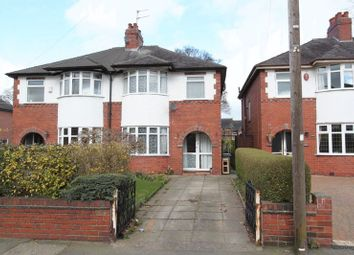 Thumbnail 3 bed semi-detached house for sale in Princes Road, Hartshill, Stoke-On-Trent