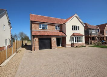 Thumbnail 4 bed detached house for sale in Betts Green Road, Little Clacton, Clacton-On-Sea