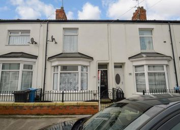 Thumbnail 3 bed terraced house to rent in Camden Street, Hull