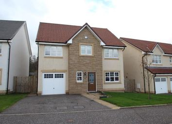Thumbnail 4 bed detached house for sale in Thomson Drive, Reddingmuirhead, Falkirk