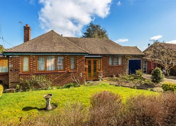 Thumbnail 3 bed bungalow for sale in Highland Road, Beare Green, Dorking, Surrey