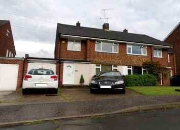 3 bed semi-detached house to rent in Ravensbourne Drive, Chelmsford CM1