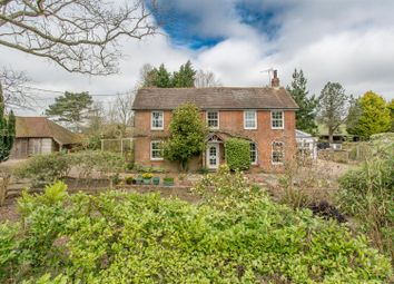 Thumbnail 4 bed detached house for sale in Churches Green, Dallington, Heathfield