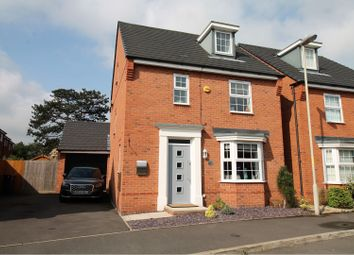 4 bed detached house for sale in John Corbett Drive, Amblecote, Stourbridge DY8