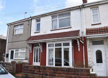 Thumbnail 2 bed terraced house for sale in Beattie Street, Cwmdu, Swansea