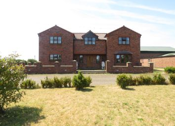 Thumbnail 4 bedroom detached house for sale in Wysall Lane, Keyworth, Nottingham