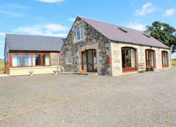 Thumbnail 3 bed cottage for sale in Fieldstone Cottage, Cornhill Farm, Collessie, Cupar
