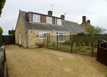 Thumbnail 3 bed semi-detached house for sale in Foscot, Chipping Norton