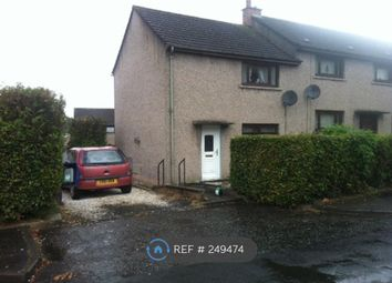 Thumbnail 2 bed end terrace house to rent in Kirkhill Terrace, Tillicoultry