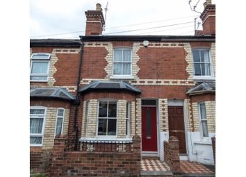 Thumbnail 3 bedroom terraced house for sale in Henry Street, Reading