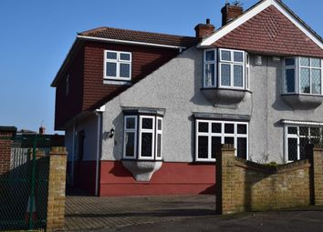 Thumbnail 4 bedroom semi-detached house for sale in Stanham Road, Dartford