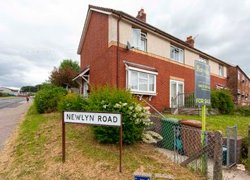 Thumbnail 3 bed semi-detached house for sale in Newlyn Road, Newbridge, Newport