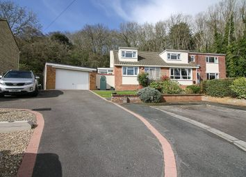 Thumbnail 5 bed semi-detached house for sale in Hawthorn Coombe, Worle Hillside, Weston-Super-Mare