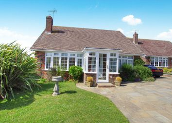 Thumbnail 3 bed detached bungalow for sale in Barcombe Avenue, Seaford