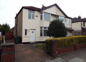 Thumbnail 3 bedroom semi-detached house for sale in Glenmore Avenue, Farnworth, Bolton, Greater Manchester