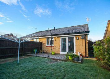 Thumbnail 2 bed semi-detached bungalow for sale in Risdale Road, Ashton Vale, City Of Bristol