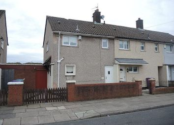 Thumbnail 2 bed end terrace house for sale in Sceptre Road, Croxteth, Liverpool