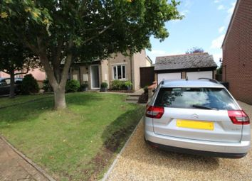 Thumbnail 2 bed semi-detached house for sale in Eve Balfour Way, Haughley, Stowmarket, Suffolk