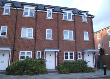 Thumbnail 4 bed town house to rent in West Mews, Knowle, Fareham