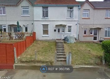 Thumbnail 3 bed terraced house to rent in Bowles Road, Falmouth