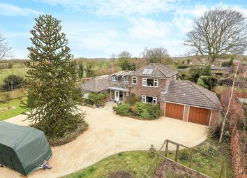 Thumbnail 5 bed detached house for sale in Wildern Lane, Wildhern, Andover