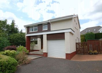 Thumbnail 4 bed detached house for sale in Silverdale Crescent, Lanark