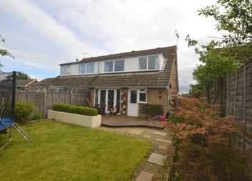 Thumbnail 3 bed semi-detached house to rent in Pontoise Close, Sevenoaks