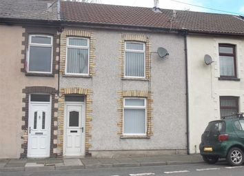 Thumbnail 2 bedroom terraced house to rent in Hillside Terrace, Wattstown, Porth