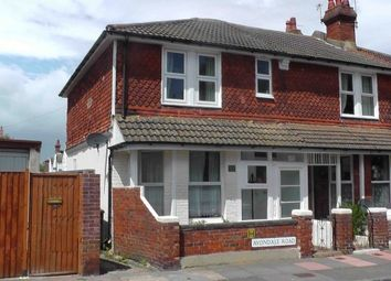 Thumbnail 3 bed semi-detached house to rent in Avondale Road, Eastbourne