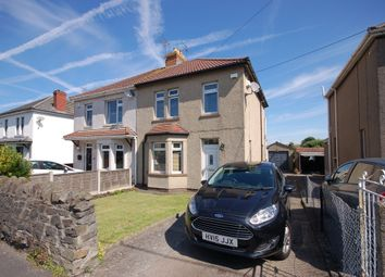 Thumbnail 3 bed semi-detached house for sale in Pool Road, Kingswood, Bristol