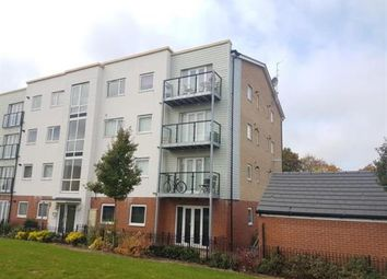 Thumbnail 2 bedroom maisonette to rent in Onyx Crescent, Leicester